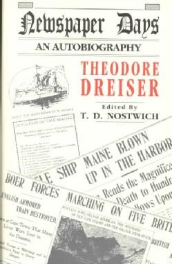 Newspaper Days: An Autobiography (Paperback)