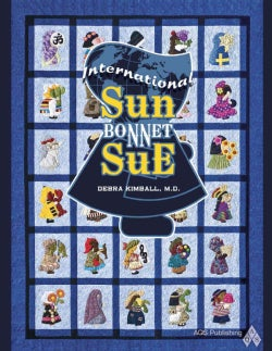 International Sunbonnet Sue (Paperback)