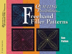 Quilting Possibilities...freehand Filler Patterns (Paperback)