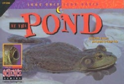 Look Once, Look Again: At the Pond (Paperback)