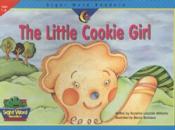 The Little Cookie Girl (Paperback)