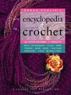 Donna Kooler's Encyclopedia of Crochet (Paperback)