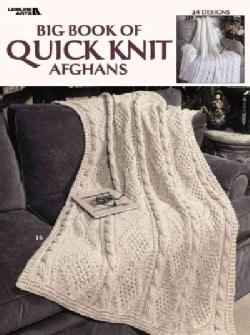 Big Book of Quick Knit Afghans (Paperback)
