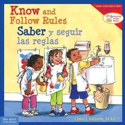 Know and Follow Rules / Saber y seguir reglas (Paperback)