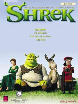 Shrek: Easy Piano (Paperback)