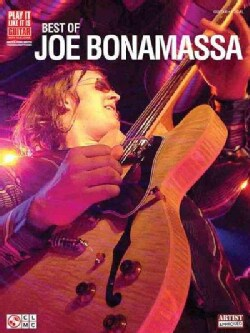 Best of Joe Bonamassa (Paperback)