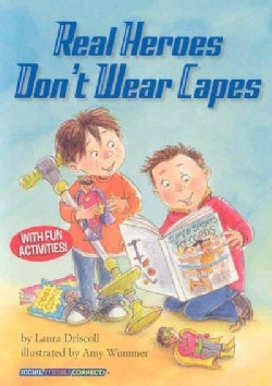 Real Heroes Don't Wear Capes (Paperback)