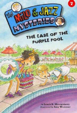 The Case of the Purple Pool (Paperback)