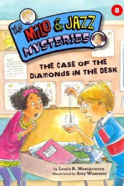 The Case of the Diamonds in the Desk (Paperback)