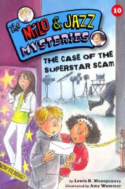 The Case of the Superstar Scam (Paperback)
