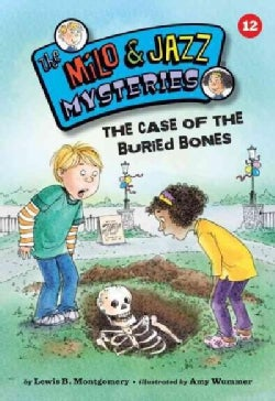 The Case of the Buried Bones (Paperback)