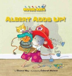 Albert Adds Up! (Paperback)