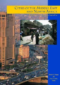 Cities of the Middle East and North Africa: A Historical Encyclopedia (Hardcover)