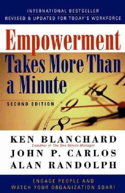 Empowerment Takes More Than a Minute (Paperback)