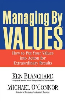 Managing by Values (Paperback)