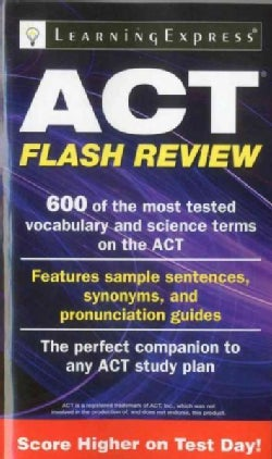 ACT Flash Review (Paperback)