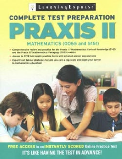 Praxis II Mathematics: Content Knowledge and Pedagogy (5161/0065) (Paperback)