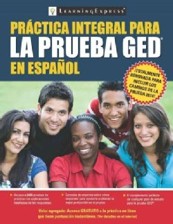 Practica integral para la prueba GED / Comprehensive Practice for the GED Test (Paperback)