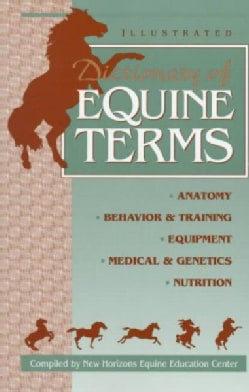Dictionary of Equine Terms (Paperback)