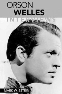 Orson Welles: Interviews (Paperback)