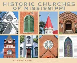 Historic Churches of Mississippi (Hardcover)