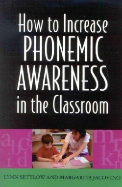 How to Increase Phonemic Awareness in the Classroom (Paperback)