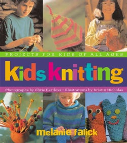 Kids Knitting: Projects for Kids of All Ages (Paperback)