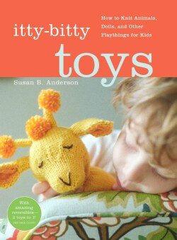 Itty-bitty Toys (Hardcover)