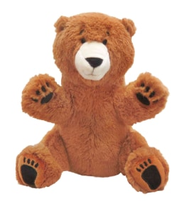 """Bear Snores on Doll 8"""" (Doll)"""