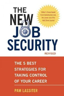 The New Job Security: The 5 Best Strategies for Taking Control of Your Career (Paperback)