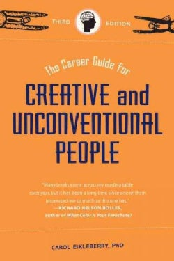 Career Guide for Creative and Unconventional People (Paperback)