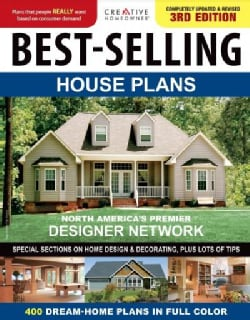 Best-Selling House Plans (Paperback)