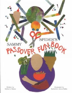 Sammy Spider's Passover Fun Book (Paperback)