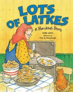 Lots of Latkes (Paperback)