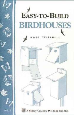 Easy-To-Build Birdhouses (Paperback)