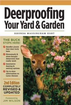 DeerProofing Your Yard & Garden (Paperback)