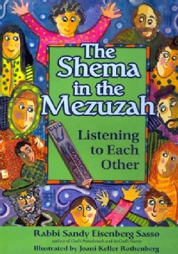 The Shema in the Mezuzah: Listening to Each Other (Hardcover)