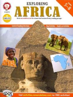Exploring Africa, Grades 5-8 (Paperback)