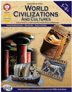 World Civilizations and Cultures, Grades 5-8+ (Paperback)