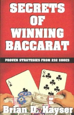 Secrets of Winning Baccarat (Paperback)