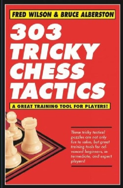 303 Tricky Chess Tactics (Paperback)