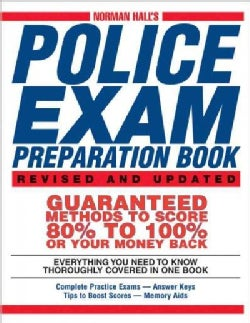 Norman Hall's Police Exam Preparation Book (Paperback)