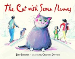 The Cat with Seven Names (Hardcover)
