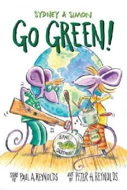 Go Green! (Hardcover)