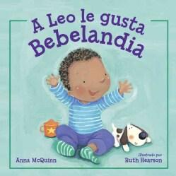 A Leo le gusta Bebelandia (Hardcover)