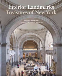 Interior Landmarks: Treasures of New York (Hardcover)