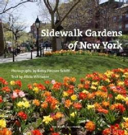 Sidewalk Gardens of New York (Hardcover)