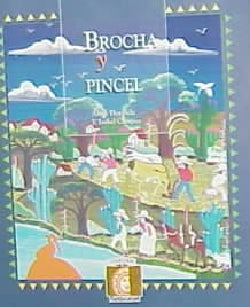 Brocha Y Pincel / Brush And Paint (Paperback)