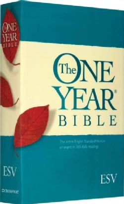 The One Year Bible: English Standard Version, Arranged in 365 Daily Readings (Paperback)