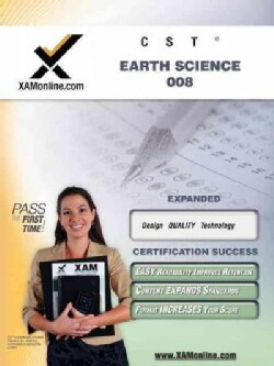 Nystce Cst Earth Science 008 (Paperback)
